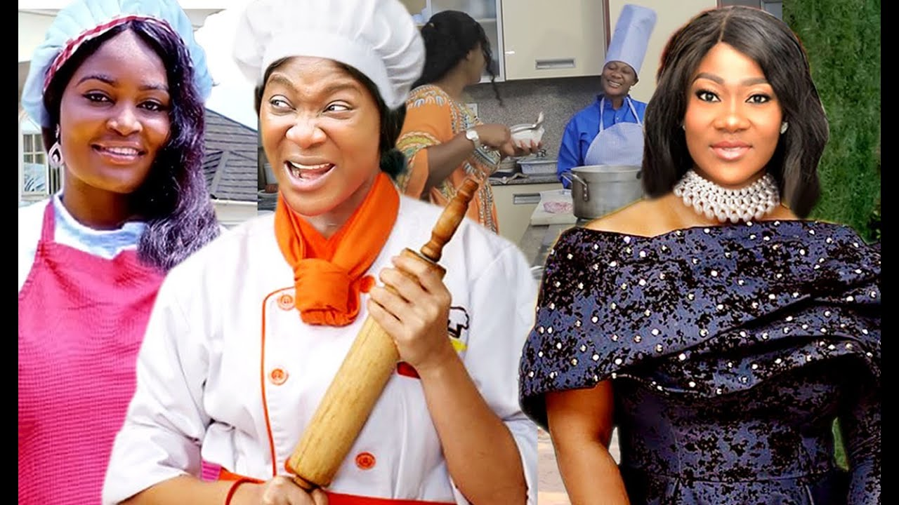 Download FROM A POOR CHEF TO A BILLIONAIRE QUEEN - MERCY JOHNSON | CHIZZY ALICHI 2021 LATEST NOLLYWOOD MOVIE.