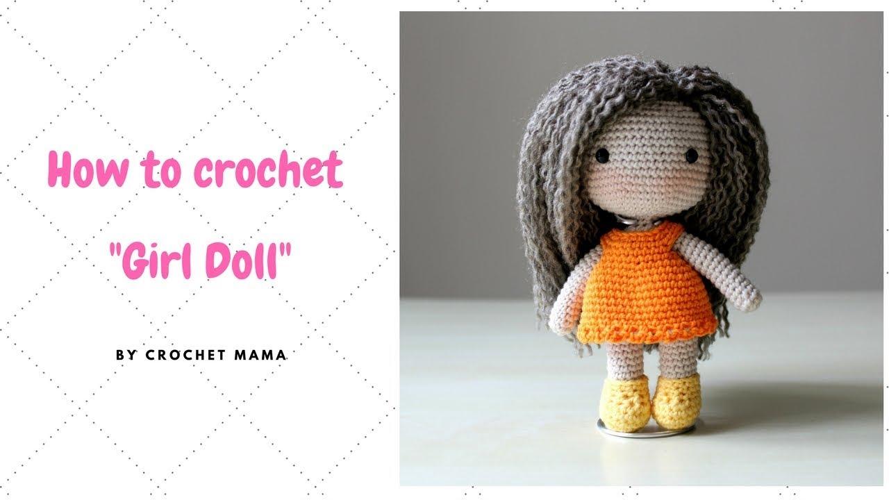How to avoid floppy head in amigurumi | Crochet tutorials | lilleliis | 720x1280