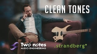 .strandberg* Boden Original Clean Sound demo by Kenny Serane