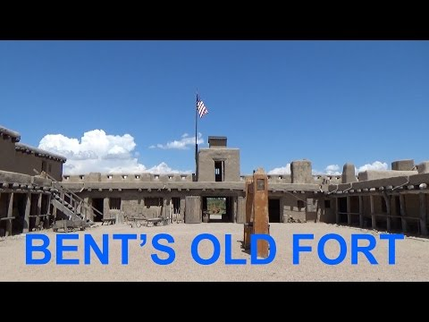 Bent's Old Fort National Historic Site, Colorado, U.S.A.