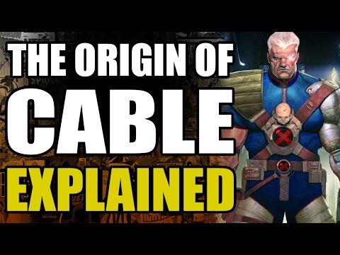 Marvel Comics: Cable