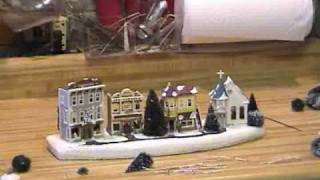 How To Create A Memory Invoking Christmas Village