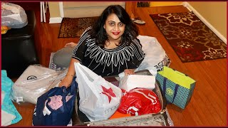 Gifts For Family & Friends From USA |  Shopping Haul | Day In My Life | Simple Living Wise Thinking