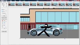 2 Видео урок по программе (Pivot Animator)