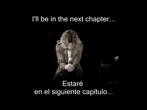 X japan - Last Song (subtitulado a español)