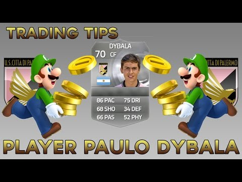 FIFA 15 Ultimate Team | Tricks Of The Trade | Paulo Dybala (Palermo)