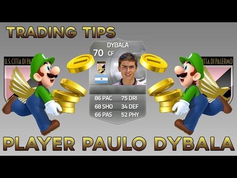 FIFA 15 Ultimate Team | Tricks Of The Trade | Paulo Dybala (Palermo)