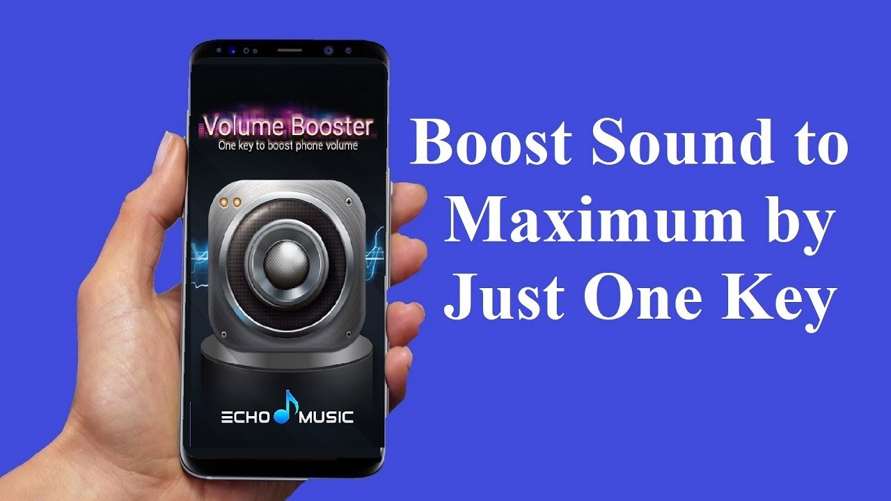 Increase Volume On Your Android Phone