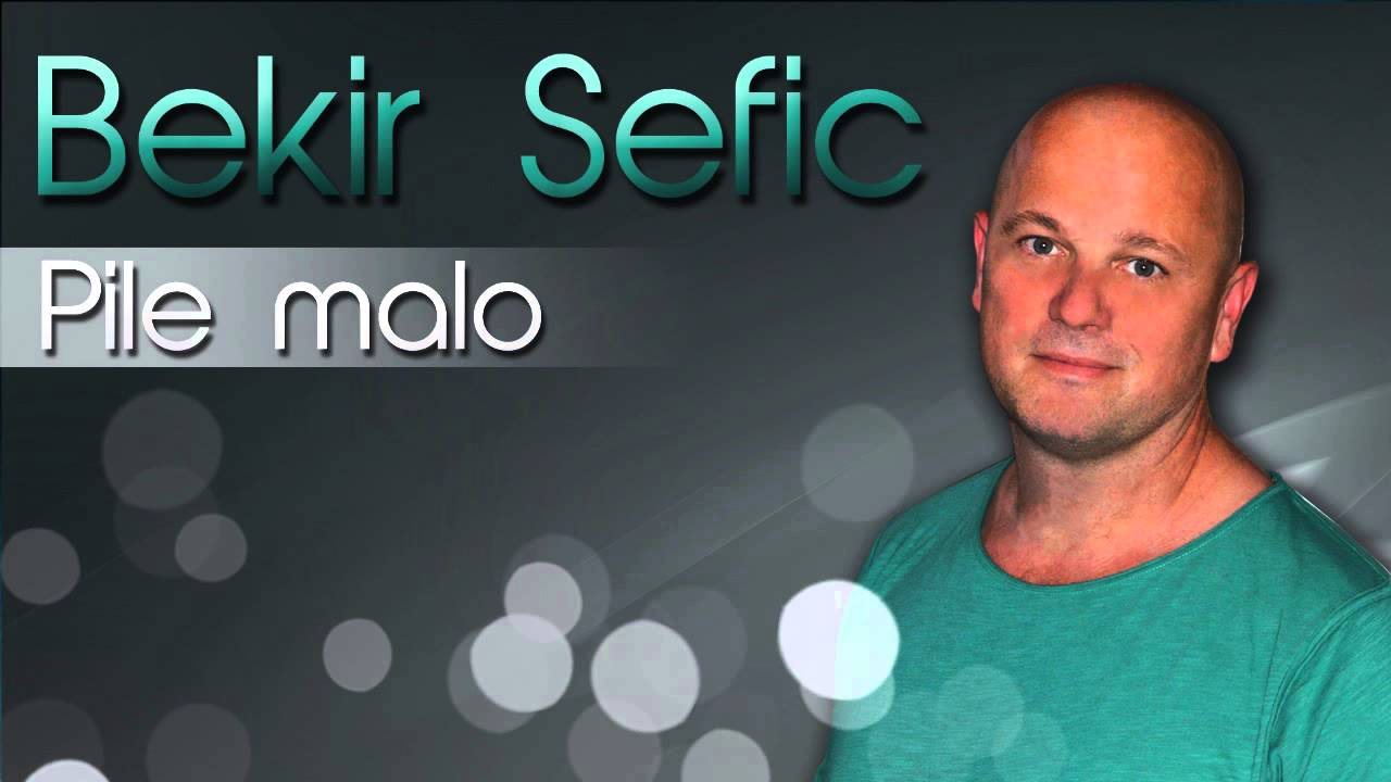 Bekir Sefic - 2014 - Pile malo