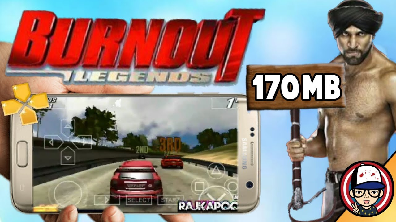 Burnout ps2 iso highly compressed | Burnout 3  2019-04-28