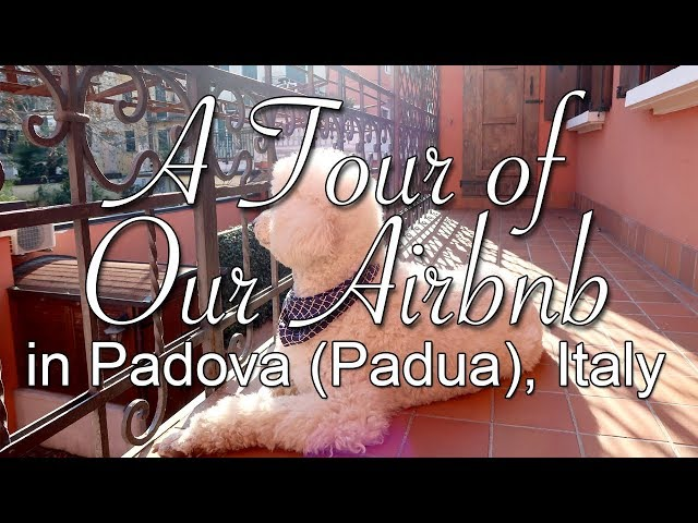 Apartment Tour | Padova, Italy Airbnb
