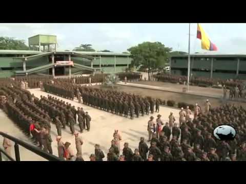 Colombia: Base de Entrenamiento y Capacitación de la Infantería de Marina