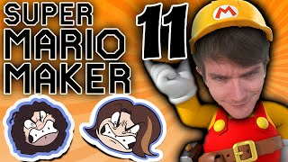 Super Mario Maker: Friendship Strainer - PART 11 - Game Grumps