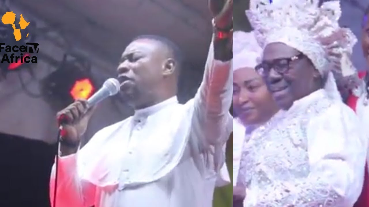 Download DARE MELODY PERFORMED FOR MAMA RAINBOW AS SHE GETS SURPRISED HONOR