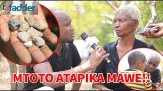 MAAJABU Mtoto Atapika Mawe, Madaktari Wamtaka Aombewe