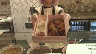 London's first crisp restaurant opens in Soho