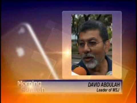 MSJ Political Leader, David Abdulah on current political crisis in Venezuela