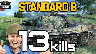 Standard B: Outstanding carry