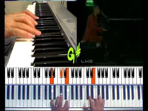 Alicia Keys Never Felt This Way Chord Video Youtube