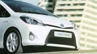 Toyota yaris hybrid - 2012 HD