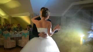 первый танец Наташа + Иван на свадьбе 12 11 2016 ресторан Берлога Колпино