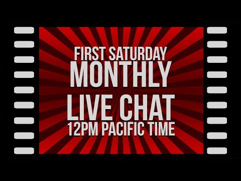 Monthly Live Stream (January 2017)