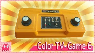 Nintendo Color TV-Game 6. Toma de contacto