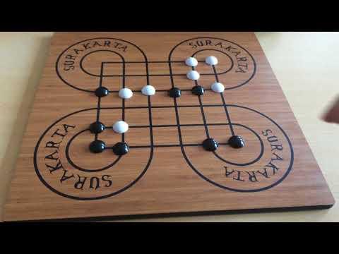 SURAKARTA Oyunu Nasıl Oynanır? öğretmen anlatımı