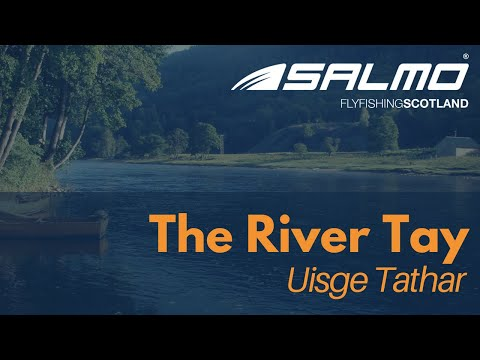 THE RIVER TAY - Part 2    The BIG Fly Fish UK with Greig Thomson