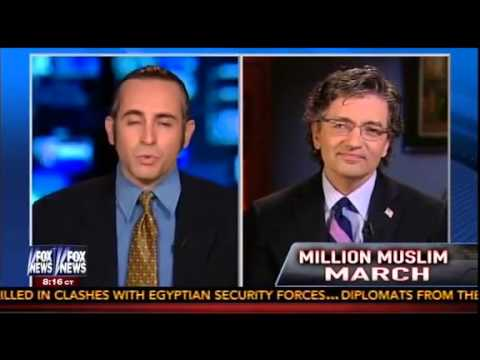 Million Muslim March's Chris Phillips on Fox's Sean Hannity