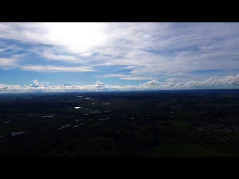 500 meters high with my drone
