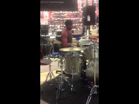 Murray S. Piper 2014 Guitar Center Drum Off