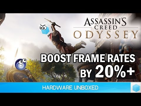 assassin's-creed-odyssey-optimization,-how-to-fix-ubisoft's-mess