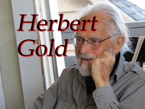 Herbert Gold Interview