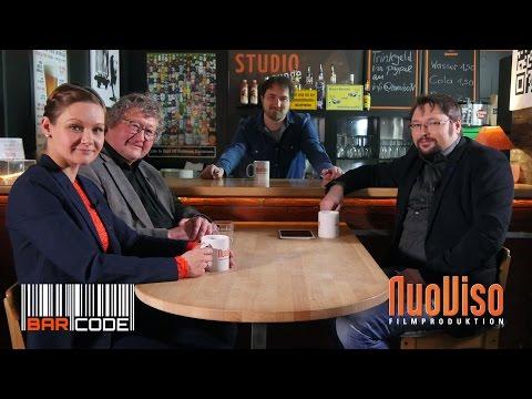 Meinungsvielfalt erwünscht? #BarCode mit Prof. Dr. Werner Patzelt, Julia Szarvasy, Norbert Fleischer
