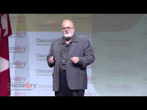 Discovery 14: Opening Keynotes - Salim Ismail and Brad Templeton from Singularity University