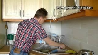 видео Отопление дома на ул. Артиллерийской в Самаре