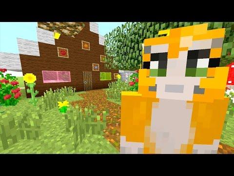 Minecraft: Xbox - Building Time - Fairytale {78} - Видео из Майнкрафт (Minecraft)