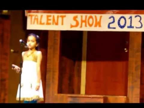 Ananya_Talent_Show for the Mallige Kannada Sangha Travel Video