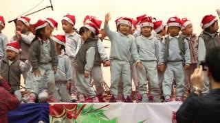 Publication Date: 2016-12-23 | Video Title: 救世軍荃灣幼兒學校聖誕音樂會N3級 ~ Part-1