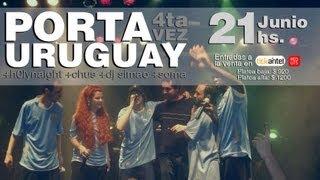 Porta Uruguay 2013  #ResetTour2013
