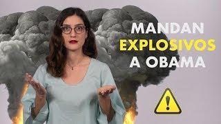 ¡Envían EXPLOSIVOS a Obama y a Hilary Clinton! | WEEKLY UPDATE