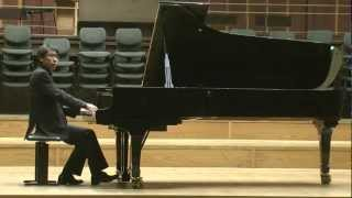 xi zhai plays scarlatti sonata in d minor aria k32