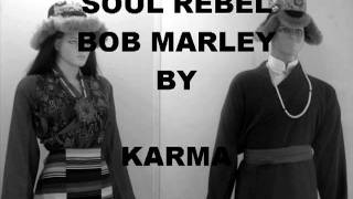Ang karma collection-Bob marley/soul rebel