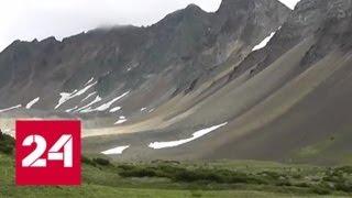 У побережья Камчатки произошло землетрясение магнитудой 6,5 - Россия 24