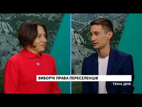 Тема дня. Крим. 5.08.2019