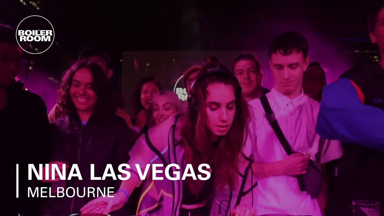 Nina Las Vegas Boiler Room Melbourne DJ Set - YouTube