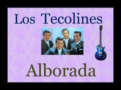 Los Tecolines:  Alborada  -  (letra y acordes)
