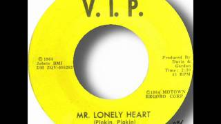 Oma Heard - Mr Lonely Heart.wmv