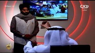 خصم أبو كاتم 1000 ريال وسحب الدرع من منيف الخمشي لهروبه من القرية | #زد_رصيدك39